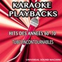Album Hits des années 60-70 tubes incontournables (karaoke version) de Universal Sound Machine