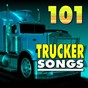 Compilation 101 trucker songs (original artist original songs) avec Grandpa Jones / Lavern Baker / Nat King Cole / Milton Brown / Gene Autry...
