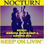 Album Keep on livin' (remix) de Nocturn