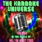 Album Fall down (karaoke version) (in the style of will I am, miley cyrus) de The Karaoke Universe