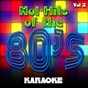 Album No1 Hits of the 80's - Karaoke, Vol. 2 de Sing Karaoke Sing