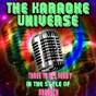 Album Three to get ready (karaoke version) (in the style of brubeck) de Unknown