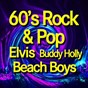 "Compilation 60's rock & pop (elvis, buddy holly, beach boys) avec Cliff Richard the Shadows / Elvis Presley ""The King"" / Jimmy Clanton / Little Eva / Buddy Holly..."