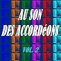Compilation Au son des accordéons, vol. 2 avec Michel Péguri / Marcel Azzola / Yvette Horner / Gus Viseur / Georges Cantournet...