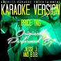 Album Price tag (karaoke version) (originally performed by jesse J and B.o.B.) de Ameritz Karaoke Entertainment