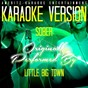 Album Sober (karaoke version) (originally performed by little big town) de Ameritz Entertainment