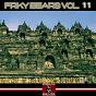 Compilation Friky bears,  vol. 11 avec DJ Oscar Molina / DJ Baloo / Jodextek / Rolando Becket