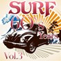 Compilation Surf, vol. 3 (60's years) avec The Atmospheres / The Frantics / Link Wray / The Ventures / The Shadows...