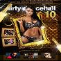 Compilation Dirty Dancehall, Vol. 10 (Hosted By DJ Reup) avec Noah Powa / Sean Paul / DJ Reup / Konshens / Elephant Man...