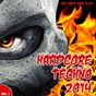 Compilation Hardcore techno 2014, vol. 1 (the party hard club) avec Raoul / DJ Sascha / Audiokillers / Experimental Chemistry / Maza...