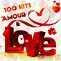 Compilation 100 hits amour & love (saint-valentin) avec Dick Rivers Et les Chats Sauvages / Dalida / Johnny Hallyday / Yves Montand / Luis Mariano...