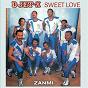 Album Zanmi (sweet love) de Djet-X