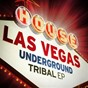 Compilation Las vegas underground: tribal ep avec Kaïken / Trademark / Numa Lesage / Roman Rosati