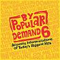Compilation By popular demand, vol. 6 avec Suy / Kajiwara / Chir Cataran / Mia Rollo