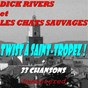 Album Twist à saint-tropez ! et 33 chansons (remastered) de Les Chats Sauvages / Dick Rivers