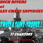 Album Twist à saint-tropez ! et 33 chansons (remastered) de Dick Rivers / Les Chats Sauvages