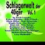Compilation Schlagerwelt der 40iger, vol. 2 avec Herbert Ernst Groh / Dorit Alt / Fritz Schier / Glenn Miller / Zarah Leander...