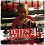 """Compilation Têtes brulées, vol. 4 (la relève est toujours en mode """"guerre"""") (by franky montana) avec Relic / DJ Leust / Shone / KHF / X.Plosif Clik..."""