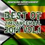 Compilation Best of zimdancehall 2014, vol. 1 (punchline entertainment presents) avec Genius / Angel P / Ansa / Beav City / Binnie Vybz...