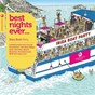 Compilation Best nights ever - ibiza boat party avec Finnebassen / Angel Johnson / Groove Addix / The Wizard Brian Coxx, the Playerz / Alias Rhythm, Dephlex...