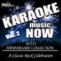 Album Karaoke music now: 50th anniversary collection - a classic rock celebration, vol. 2 de The Tribute Beat