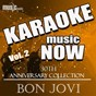 Album Karaoke music now: 30th anniversary collection - bon jovi, vol. 2 de The Tribute Beat