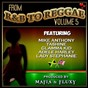 Compilation Mafia & fluxy presents from R&B to reggae, vol. 5 avec Adele Harley / Lady Stephanie / Notrelle / Robert Campbell, Marie / Tashine...