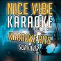 Album Karaoke hits - survivor (karaoke version) de Nice Vibe