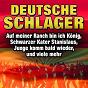 Compilation Deutsche schlager (auf meiner ranch bin ich könig/ schwarzer kater stanislaus/  junge komm bald wieder, und viele mehr...) avec Graham Bonney / Peter Kraus / Martin Lauer / Siw Malmquist / Ted Herold...