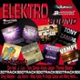 Compilation Elektro sound 30 (elektro sound sum'hits radio) avec Julien Frejaville / C12 / Oxy / Charly Merry / Alex.K...