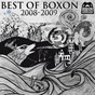 Compilation Best of boxon records 2008-2009 avec The Toxic Avenger / Tom Deluxx / Eclier / Dilemn / Gooseflesh...
