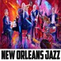 Compilation New orleans jazz avec The Blue Note Jazzmen / Louis Armstrong / Sidney Bechet / New Orleans Feetwarmer / Jelly Roll Morton...