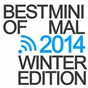 Compilation Best of minimal 2014 (winter edition) avec Berlin Minimal / Sven & Olav / Bandriss / Traudel At Work / Wellental...