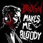 Compilation Boxon Makes Me Bloody avec Gloumout / The Zombie Kids / Super Commodore / The Edge / Bioblitz...