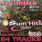 Compilation Edm selection, vol. 3 (selected by sum'hits radio) avec Julien Frejaville / Tony Zampa / C12 / Oxy / Manu Larsen...