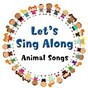 Album Let's sing along animal songs de The Tiny Boppers