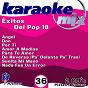 Album Exitos del pop 18 (karaoke/cover version) (karaoke/cover version) de Karaoke Box