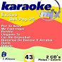 Album Exitos del pop 25 (karaoke/cover version) (karaoke/cover version) de Karaoke Box