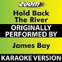 Album Hold Back The River (Karaoke Version) (Originally Performed By James Bay) de Zoom Karaoke