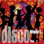 Compilation Disco nights, vol. 1 avec Queen Samantha / Rod / Tia / Déjà / Lorenzo Venuto