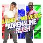 Album Adrenaline rush (feat. Mr. vegas) de DJ LBR