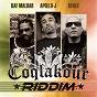 Compilation Coqlakour riddim, vol. 1 avec Kaf Malbar / Apollo-J / Renlonimo / DJ Kaoz