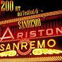 Compilation Sanremo  festival (200 hit) avec Bruno Pallesi / Nilla Pizzi / Achille Togliani / Duo Fasano / Oscar Carboni...