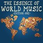 Compilation The essence of world music, edition one (the finest selection of songs from around the world) avec Orchestre Baobab / Mbongwana Star / Jann Beaudry / Fatoumata Diawara / E.Sy Kennenga...