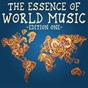 Compilation The essence of world music, edition one (the finest selection of songs from around the world) avec Ali Farka Touré / Mbongwana Star / Jann Beaudry / Fatoumata Diawara / E.Sy Kennenga...