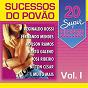 Compilation 20 super sucessos povão, vol. 1 avec Balthazar / Reginaldo Rossi / Adílson Ramos / Carlos André / Maurício Reis...