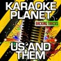 Album Us and them (karaoke version) (originally performed by pink floyd) de A-Type Player