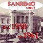 Compilation Saremo dal 1950 al 1961 (festival della canzone italiana) avec Bruno Rosettani / Nilla Pizzi / Achille Togliani / Duo Fasano / Oscar Carboni...