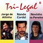Album Tri legal, vol. 8 de Nando Cordel / Jorge de Altinho / Novinho da Paraíba
