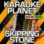 Album Skipping stone (karaoke version) (originally performed by claire de lune (claire guerreso)) de A-Type Player